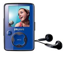 Philips 2GB GoGear Flash audio video player