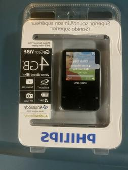 Philips GoGear HDD1830 Black  Digital Media Player