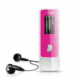 Philips Gogear Mix 4GB Digital MP3 Player | SA3MXX04PC