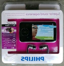 Philips GoGear Opus Black  Digital Media Player + FREE SHIPP