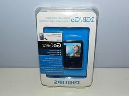 Philips GoGear SA3020 Blue  Digital Media Player new sealed
