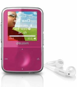 Phillips GoGear Vibe MP3 Video Player 4GB