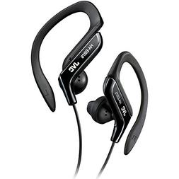Clip Style Headphone Black Lightweight and Comfortable Ear C