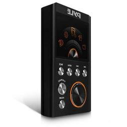 Pyle Hi-Res MP3 Player - Portable High Resolution Lossless D