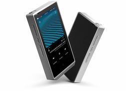 COWON Hi-Res Music player 128GB PLENUE R Polaris Silver w/ B