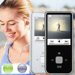 HiFi LCD MP3 MP4 Music Player Lossless Sound Voice Recorder