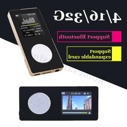 Hifi MP3 Music Player MP4 bluetooth Recorder Touch Screen FM