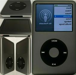 HOT Apple iPod classic 7th Generation 120GB Black & silve MP