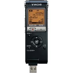 icd ux512blk flash voice recorder