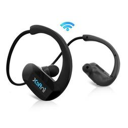 Pyle InFlex 2-in-1 Waterproof Bluetooth MP3 Player Headphone