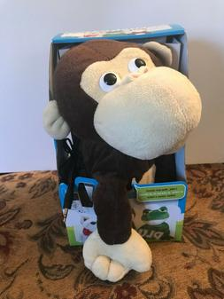 Interactive Plush Pals- Manny the Monkey