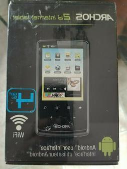 Archos Internet Tablet 28 4GB, Wi-Fi, 2.8in - Black
