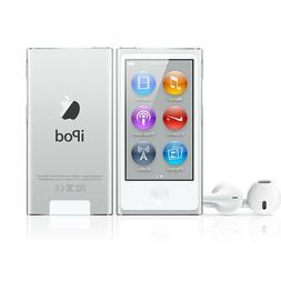 APPLE IPAD NANO 8TH GEN SILVER 16GB MP3 PLAYER MKN22LL/A BRA