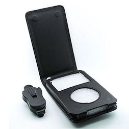 iPod Classic Case,Details about black iPod protection leathe