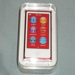 Apple iPod nano 16GB 8th Generation Red MP3 Player MKN72LL/A