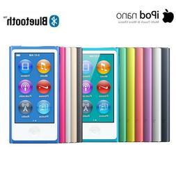 >>Apple iPod Nano 7th & 8th Generation 16GB  Sealed--Retail