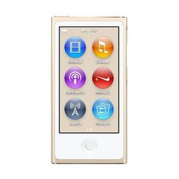 Apple iPod Nano 16GB Gold  MKMX2LL/A