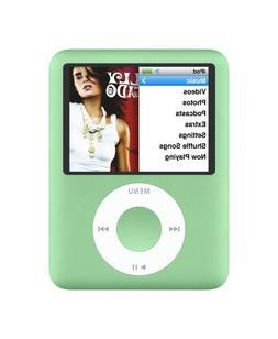 Apple iPod nano 8 GB Green