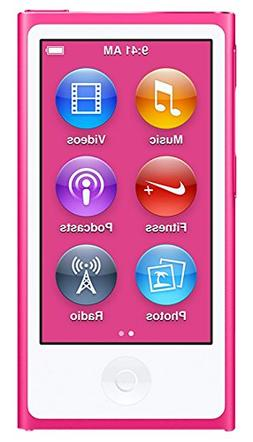 BRAND NEW! iPod nano 16GB Pink  NEWEST MODEL