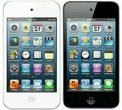Apple iPod Touch 4th Generation 8GB 16GB 32GB 64GB White/Bla