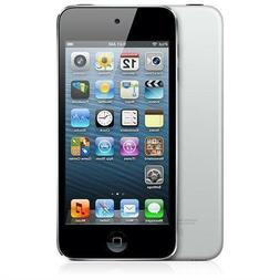 Apple iPod touch 5th Generation Silver/Black   **GREAT BUNDL