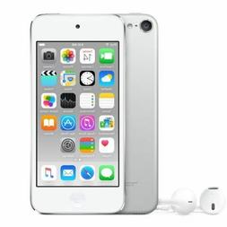 Apple iPod touch 128GB Silver  NEWEST MODEL