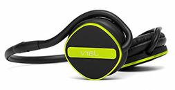 Jarv Joggerz PRO Sports Bluetooth Headphones with Built-in M