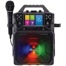 Jskaraoke Sd520 Karaoke Usa Portable Mp3G And Pa System