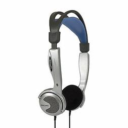 Koss KTXPRO1 Titanium Portable Headphones with Volume Contro