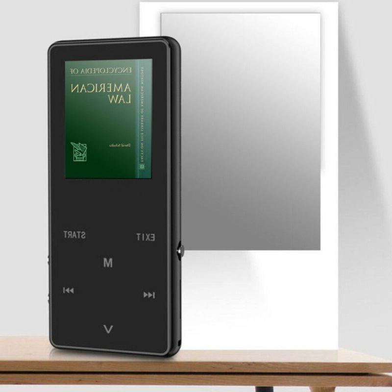 "1.8"" MP3 MP4 Media Player Screen FM Recoder"