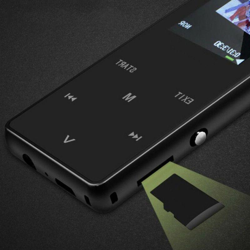 "1.8"" Bluetooth Media Music Player Screen FM Voice"
