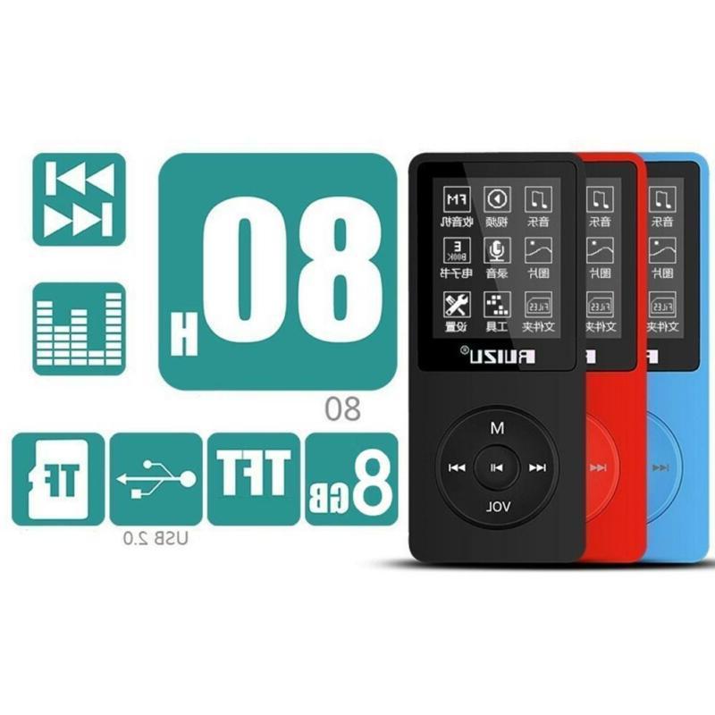 16GB X02 Sport HIFI Music Player With