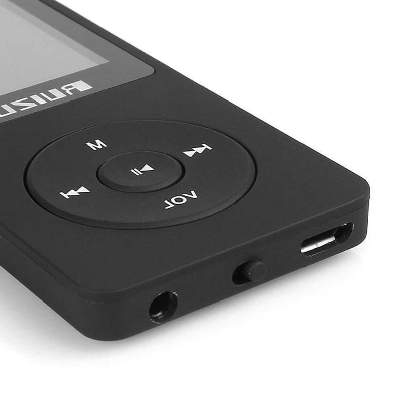16GB 8G 4G RUIZU X02 Sport Mini Lossless HIFI With FM Radio
