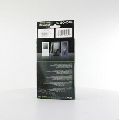 Archos 2 Video MP3 Player Flash - Black