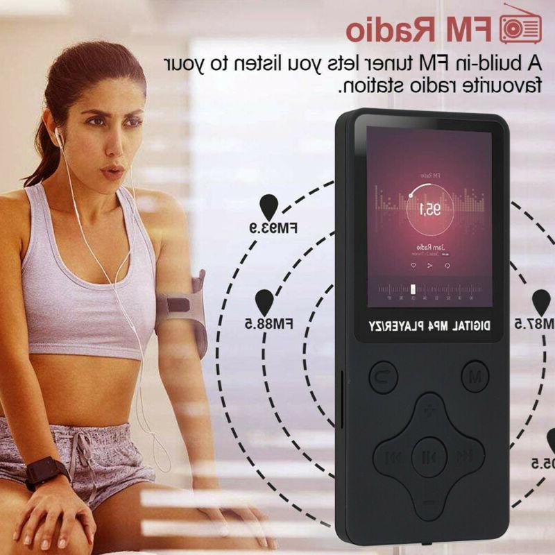 M MP3/MP4 Sound Player Recorder Mp3