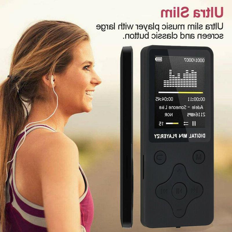 2019 New Fashion Portable MP3/MP4 Lossless Sound Music Playe