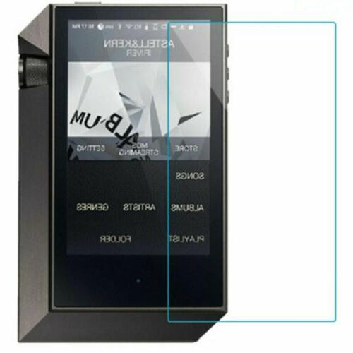 Clear Tempered Glass Film Screen Protector For Astell&Kern A