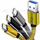 ✔  MIcro USB Nylon Braided USB Data Sync Charger Charging