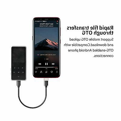 32GB Bluetooth MP3 MP4 FM Radio Recorder HIFI Music Speakers