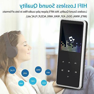32GB MP4 Media Recorder HIFI Speakers