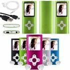 "32GB Digital MP3 MP4 Media Player 1.8""LCD Screen FM Radio &"