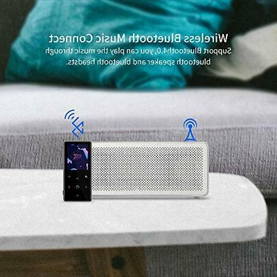 Wiwoo 32GB with Bluetooth, Lossless Player
