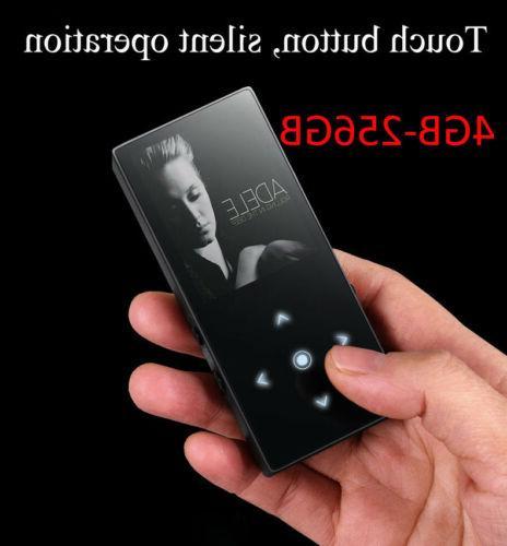 4-256GB Bluetooth MP4 Player Recorder
