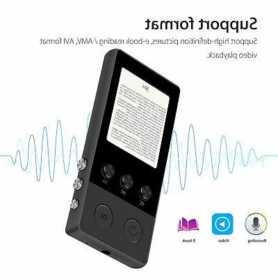 Portable Bluetooth MP3 Lossless Support to 64GB