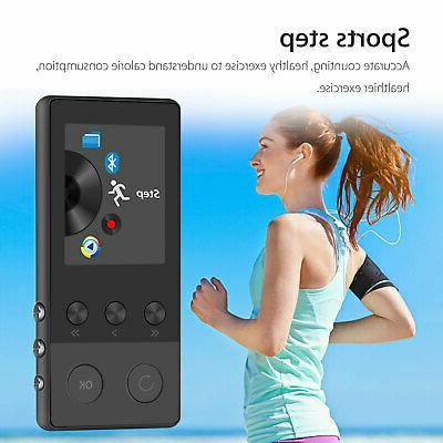 Portable MP3 Player Hi-Fi Lossless Support 64GB