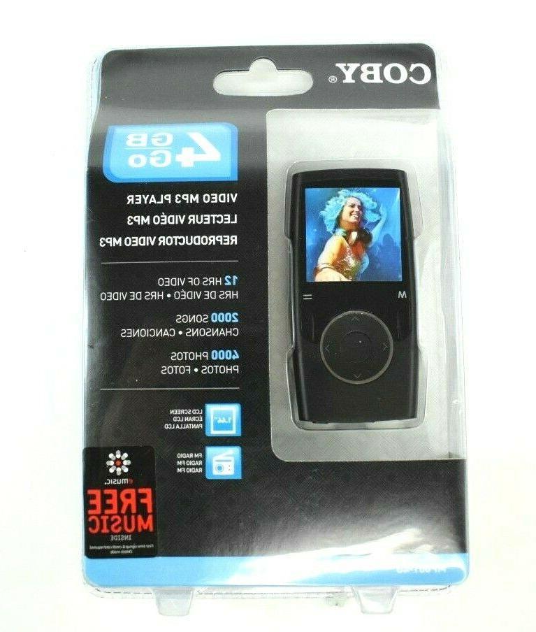 4gb go video mp3 player mp601 4g
