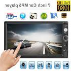 "7.0"" Touch Screen Bluetooth Car Stereo MP5 MP3 Player FM Rad"