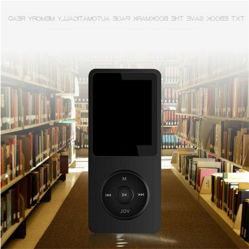 70 MP4 Sound Player FM Earphone