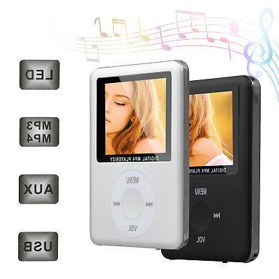 "8GB-32GB MP3 Player 1.8"" LCD Screen Video Radio FM 3th"