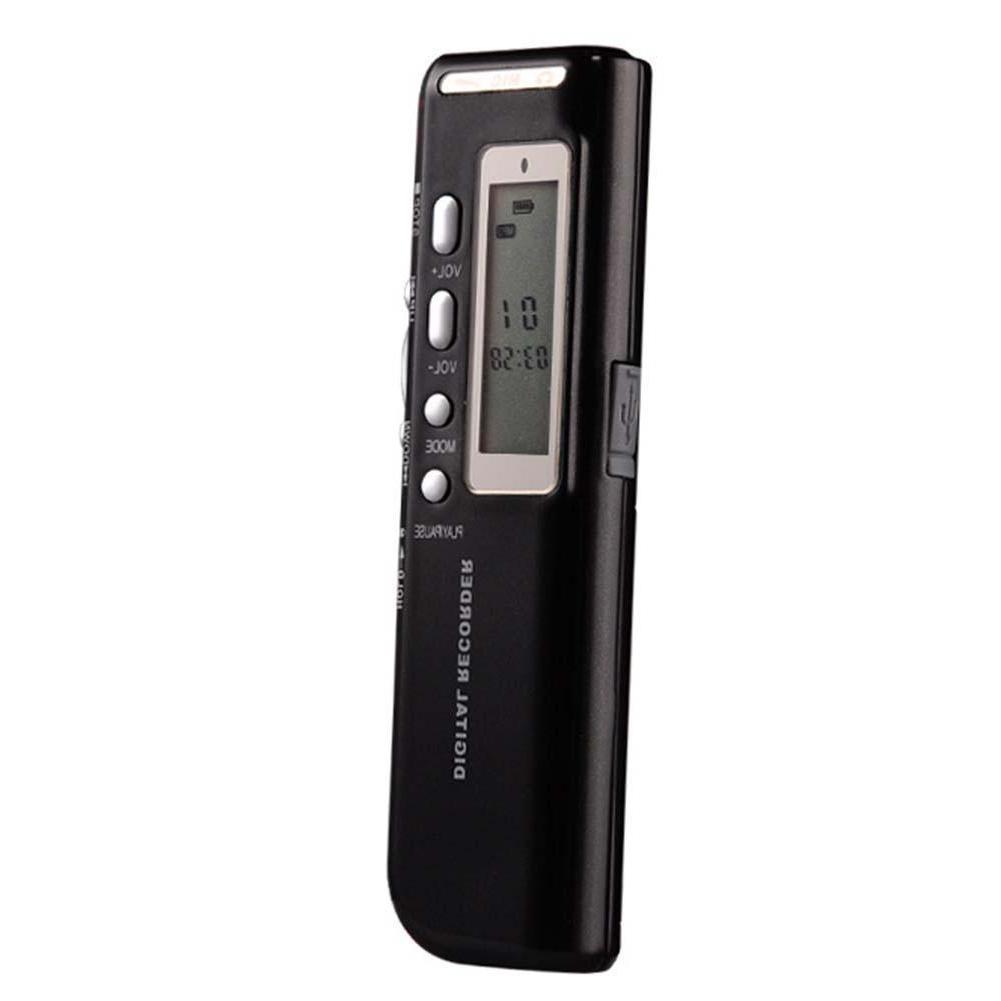 8GB 650Hr Screen Digital Voice Recorder Dictaphone